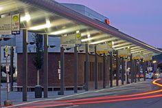 Lingen - Busbahnhof / Bus Station