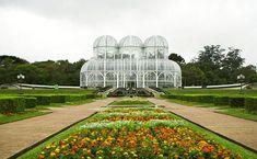 Jardim Botânico, Curitiba/Paraná