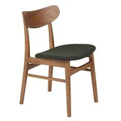 Fletcher Gray Modern Dining Chair