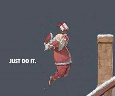 Navidad  just do it