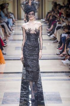 Giorgio Armani | Haute Couture - Autumn 2017 | Look 54