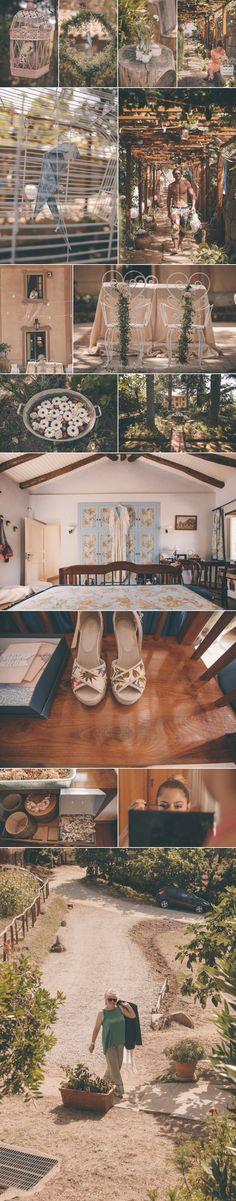 Bohemian Wedding Sicily