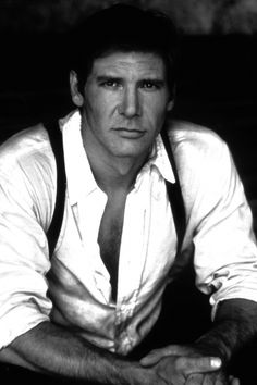 Harrison Ford. He's too hot. Hot damn.