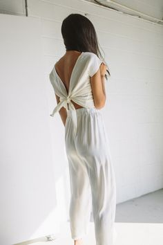 the white collection – elizabeth suzann. Looks Style, My Style, Mode Chic, Glamour, Minimal Fashion, Ethical Fashion, Fashion Outfits, Womens Fashion, Spring Summer Fashion
