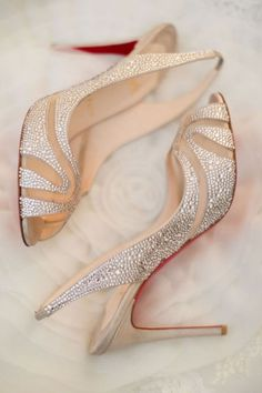 What sexy shoes! TheBridalStyle.com
