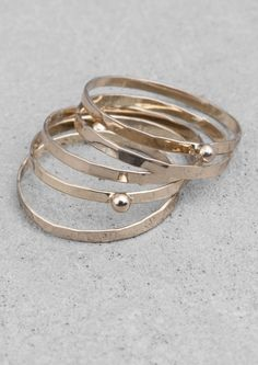 & Other Stories | Multiple Rings
