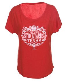 Stars and Flourish Stockyards Shirt