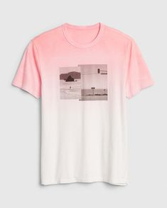 Tommy Hilfiger Boxy Back Print tee S//S Camiseta para Ni/ños