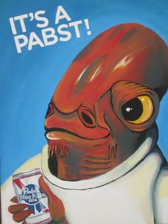 It's a Pabst!