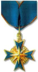 Orders, decorations, and medals of South Africa Military Medals And Ribbons, Grand Cross, Military Orders, Service Awards, History Online, African History, Coat Of Arms, South Africa, Badges