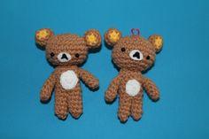 Teddy Bear Free crochet pattern by Carmen Jorissen