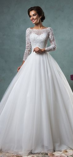 Amelia Sposa 2016 Wedding Dresses - Part 2