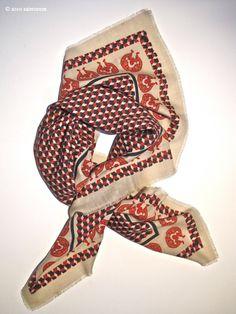 Winter foulards