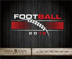 Football Shirt Designs, Football Team Logos, Football Design, Football Shirts, Football Football, Sports Logos, Pet Logo, Monogram Logo, Yoga Inspiration