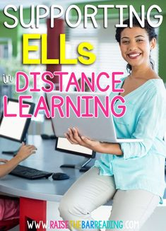 Whether you are virtually teaching, or teaching ESL in distance learning, it is important to differentiate for ELLs just as you would in the classroom setting. Without the face to face interaction of an ELL