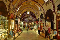 Osmanlı'dan Günümüze Kapalıçarşı'nın Tarihi ve Hakkında Bilinmesi Gerekenler
