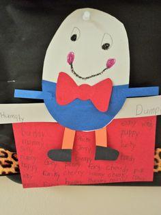 97 Best Nursery Rhyme Humpty Dumpty Images Rhyming Preschool