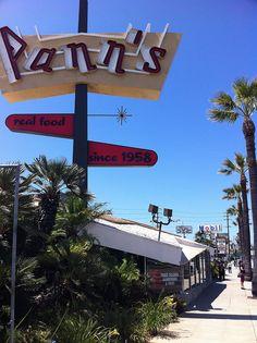 Pann's Restaurant - Near Inglewood