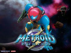 metroid fusion: title