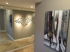 Wall Play by Gold Leaf Design Group application