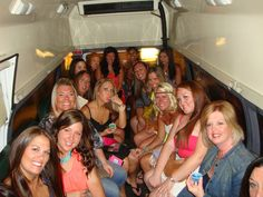 Another group of girls having a bachelorette party at Put-in-Bay, Ohio. They are at Bay Lodging Put In Bay Hotels, Put In Bay Ohio, Bachelorette Party Supplies, Party Items, Popular, Group, Lady, Bikinis, Girls