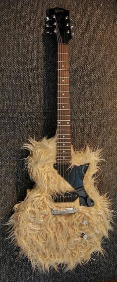 Gibson Les Paul Chewbacca Signature Electric Guitar