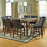 Found it at Wayfair - Montibello Counter Height Dining Table