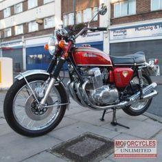 1969 Honda CB750 Sandcast Vintage Honda for Sale