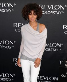 Halle Berry Photo - Revlon ColorStay Whipped Creme Makeup Launch