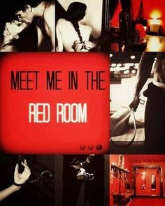 Sign for the Red Room of Pain