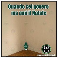 Il vero spirito di #natale  Seguici su youtube/bastardidentro #bastardidentro #albero www.bastardidentro.it