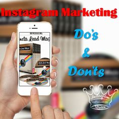Need Leads for your MLM or Home Business?  Get Traffic, Leads and Sales - Instagram is a great place for you to generate targeted FREE leads for your Home business…. Especially since Instagram get's a lot more engagement than Facebook and Twitter combined. Here's a cool fact about Instagram: Instagram posts have 58 times more engagement per follower than Facebook and 120 times more engagement per follower than Twitter.  If that doesn't