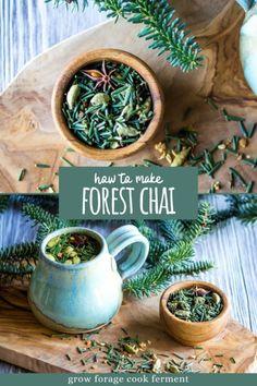 Natural Medicine, Herbal Medicine, Kombucha, Homemade Tea, Tea Blends, Wild Edibles, Tea Recipes, Coctails Recipes, Edible Plants