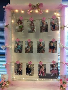 : First birthday monthly photos First birthday monthly photos Minnie Mouse First Birthday, 1st Birthday Party For Girls, Girl Birthday Decorations, Girl Birthday Themes, Princess Birthday, Princess Theme, First Birthday Games, Girl Themes, Birthday Month