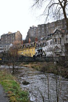 Edinburgh Dean Village (Wil 6051)
