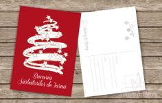 Cărți postale numai bune pentru a răspândi Magia sărbătorilor de Iarnă || Cherry & Cherry PRINTS #craciun #christmascards #cherrycherryprints #cadouridecraciun Prints, Books, Magick, Livros, Livres, Book, Libri, Libros