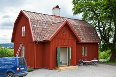 Home Fashion, Facade, House Plans, Shed, Exterior, Outdoor Structures, Cabin, Country, House Styles