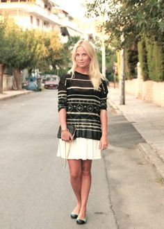 Day in Voula! #streetstyle #fashion #ootd #outfit #fashionblog