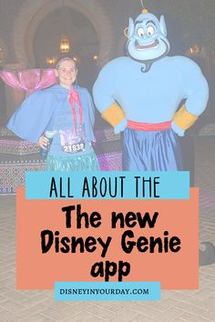 All about the new Disney Genie app - what it is, how to use it, and what you need to know (and do you really need to pay extra for it?) Space Mountain, Disney World Planning, Disney Tips, Haunted Mansion, Do You Really, Need To Know, Disneyland, App, How To Plan