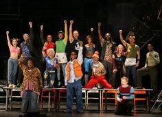 trey ellett as mark in rent - Google Search