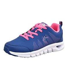 Qiaodan Running Sneakers For Woman BluePink XM4650214 ** Learn more by  visiting the image link