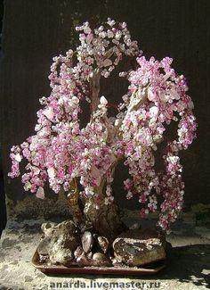 """Деревья ручной работы. Ярмарка Мастеров - ручная работа Дерево """"Весна"""". Handmade."""