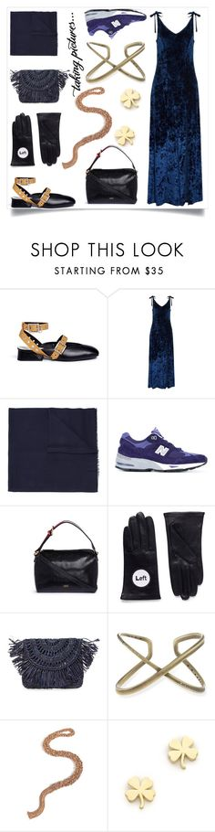 """To be worn casually"" by emmamegan-5678 ❤ liked on Polyvore featuring Yuul Yie, W118 by Walter Baker, Denis Colomb, New Balance, Frances Valentine, Aristide, Mar y Sol, Kendra Scott, Carolina Bucci and Jennifer Meyer Jewelry"
