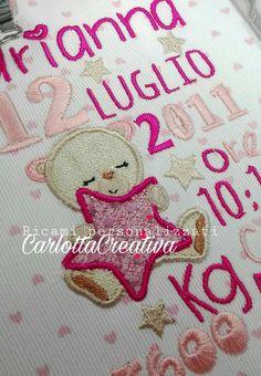 ...aspettando il ⭐2017⭐..con tanti desideri e sogni da realizzare ✨⭐ http://carlottacreativa.blogspot.it/search/label/LINEA%20BABY%20Principi%20e%20Principesse?m=1  ⭐...Da gennaio tantissime Novità...tra cui una nuova sezione nel sito dove inserirò alcuni esempi di Ricami personalizzati realizzabili per le vostre creazioni⭐with Love 💕 #newborn #nascita  #mamma #love #handmade #famiglia #quadretto #ricamipersonalizzati