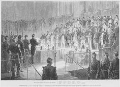 Septembre 1871-Jugement des prisonnier- Ecurie du roi-Réunion des Musées Nationaux-Grand Palais -