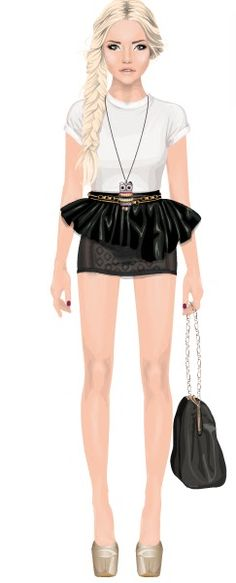 #stardoll #look #outfit