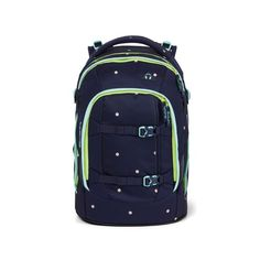 satch pack Pretty Confetti Schulrucksack! North Face Backpack, Mint, Under Armour, The North Face, Backpacks, Pets, Products, Technology, Suitcase
