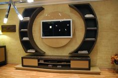 25 Awesome Ideas to Make Modern TV Unit Decor in Your Home - Decor Units Modern Tv Unit Designs, Modern Tv Wall Units, Wall Unit Designs, Living Room Tv Unit Designs, Tv Wall Design, Tv Unit Furniture Design, Tv Unit Interior Design, Tv Cabinet Design Modern, Lcd Unit Design