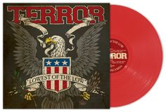 """Image of Terror """"Lowest Of The Low"""" LP Reissue Red Vinyl"""