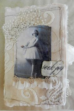 Shabby Cottage Studio - Blog - + some inside pages - beautiful.